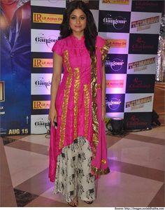 8 Marvelous Masaba Gupta Salwar Kameez and Anarkali Suits Collections