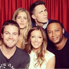 'Arrow' family