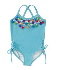 Masala Baby Girls Baby Swim Diaper Cover Sea Coral