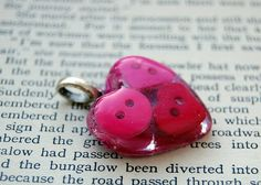 Image result for buttons in resin jewellery