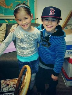 Brooklyn Rae Silzer plays Emma Drake gh and  Nicolas J. Bechtel plays Spencer Cassadine on gh