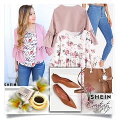 """""""SHEIN XIII/9"""" by creativity30 ❤ liked on Polyvore featuring shein"""