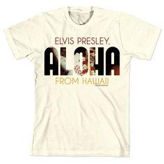 Camiseta Elvis - Aloha From Hawaii 2