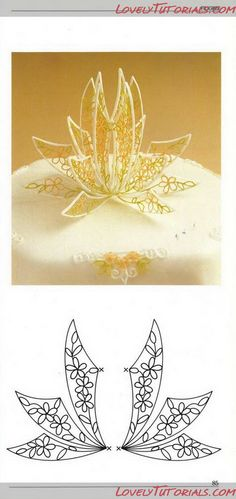 Flor glassa