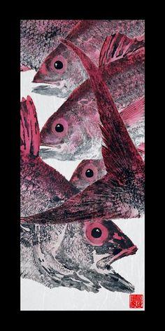 Gyotaku by Naoki