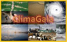 UMA LINDA CIGANA DO ORIENTE: O GRANDE ESPÍRITO DE GAIA-Fenômenos físicos e clim...