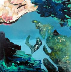 Mixed Media Painting, Central Saint Martins, London on Behance