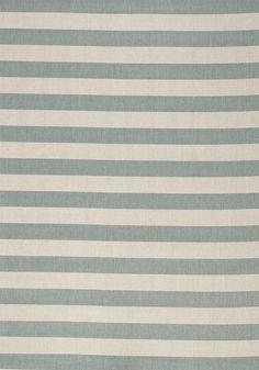 Tapis de couleur bleu et crème / Blue and cream carpet
