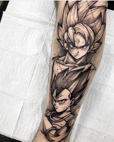 93 Best Dragon Ball Tattoo Images Dragon Ball Z Dragon Dall Z