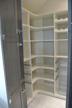 Naples, Florida   Riverstone Subdivision Custom Pantry Renovation