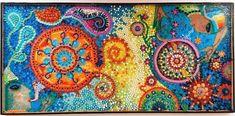 Tilda Shalof mural