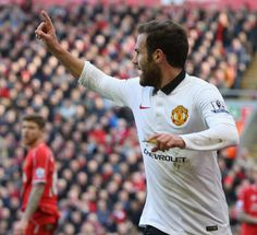 In his weekly blog, Juan Mata explains how he had always dreamt of scoring in a match like Manchester United's 2-1 win over Liverpool at Anfield.