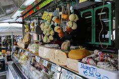 Market day in Vico del Gargano