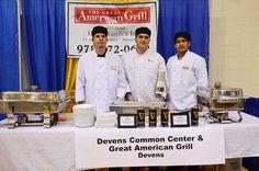 Great American Grill (inside the Hilton Garden Inn, Devens)  (Taste of Nashoba 03/19/13)