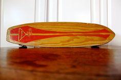 Vintage Skateboard - $60