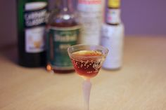 Sweet Manhattan - A Classic standard, in both Sweet and Dry