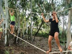 backyard obstacle course ideas - Google Search
