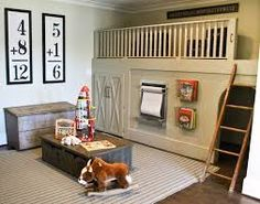 Image result for loft play area kids room ideas