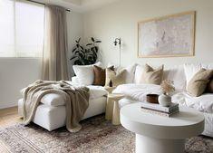 Interior Design Inspiration, Interior Design Living Room, Living Room Decor, Design Ideas, Beautiful Living Rooms, Design Firms, Home And Living, Neutral, Choices