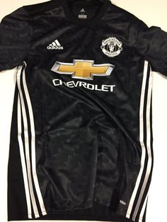 ec9a81fac40 Buy your 2017 18 adidas Manchester United Away Jersey here  http