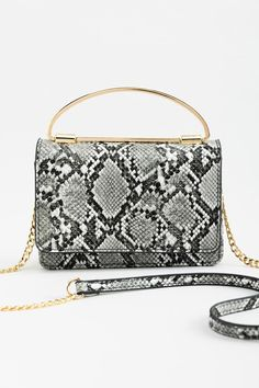 Atoya Top Handle Crossbody Handbag Cross Body Handbags, Handle, Wallet, Chain, Top, Glamour, Style, Products, Fashion