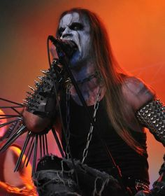 Hoest with Gorgoroth