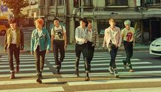 BTS Run