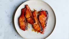 Salmon teriyaki gets an image makeover in this classic dish without ever even almost losing its signature sweet and salty glaze.