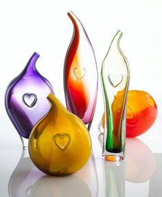 Kosta Boda Gifts, Bali Vase Collection