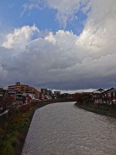 浅野川 中の橋から