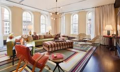 The J. Crew CEO's Apartment Looks Exactly Like You Think It Does