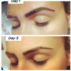 3bd6e84164f Permanent Eye Brows by Angela Eye Brows