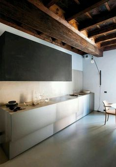 An Italian kitchen/ Bodie and Fou blogspot