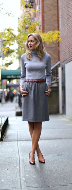 The Classy Cubicle: Shades of Gray. The fashion blog for professional women who need office style inspiration and work wear ideas for the corporate world and beyond.