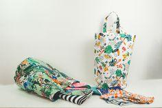 Tuto facile : coudre un panier à linge ou à jouet Fancy, Sewing, Diy, Organiser, Blog, Dressmaking, Couture, Bricolage, Stitching