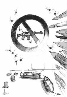 L'hommage des dessinateurs angoumoisins à Charlie Hebdo - charentelibre.fr