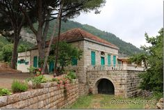 Old House in Yahchouch