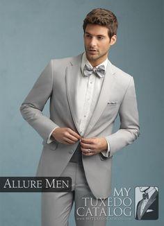 Cement Grey 'Bartlett' Tuxedo from http://www.mytuxedocatalog.com/catalog/rental-tuxedos-and-suits/c1011-cement-grey-bartlett-tuxedo/