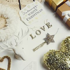 Traditional, gold & unusual Christmas decorations - Homebase