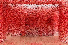 Les Obsessions florales de Yayoi Kusama (5)