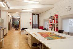 La Industrial: Malasaña #coworking #Madrid
