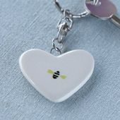 Our Honey Bees Keyring is the perfect little something for that special mum.
