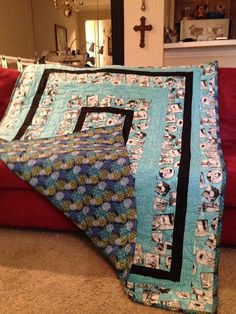 Love this Elvis quilt!