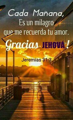 """Desde lejos se me apareció Jehová mismo [y dijo]: """"Y con un amor hasta tiempo indefinido te he amado... Jeremías 31:3"""