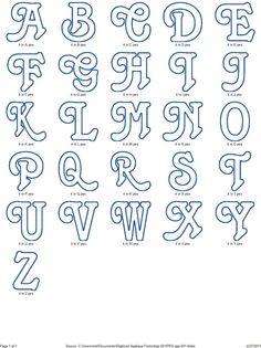 Applique Font Machine Embroidery Monogram Font Alphabet Design Set BX Format Now Available Ibrp classfirstletterThe efficient photograph We Offer You About fontpA quality. Stencil Lettering, Lettering Tutorial, Tattoo Lettering Fonts, Graffiti Lettering, Lettering Styles, Lettering Design, Calligraphy Fonts, Script Fonts, Calligraphy Alphabet