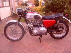 1963 Matchless G12 650