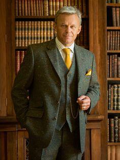 NEW Donegal Tweed Jacket - Tweed Jackets - Jackets - Peter Christian Dapper Gentleman, Gentleman Style, Vintage Gentleman, Best Dressed Man, Sharp Dressed Man, Tweed Suits, Mens Suits, Mens Suit Accessories, Suit Combinations
