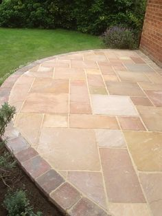Patios and Paths by