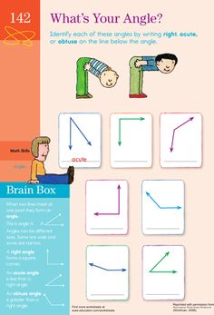 """Types of Angles freebie! .... Follow for Free """"too-neat-not-to-keep"""" teaching tools & other fun stuff :)"""