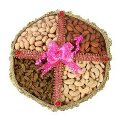 Dry Fruits Online, Diwali Gifts, Gift Hampers, Dried Fruit, Straw Bag, Wedding Gifts, Decorative Plates, Basket, Holiday Decor